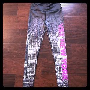 NWT Victoria Secret Sport New York Workout Legging